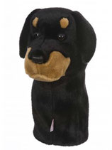 Daphne's Headcover Driver Dachshund-new style
