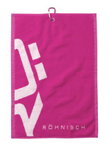 Rohnisch Golf Towel roze