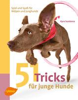 51 Tricks für junge Hunde