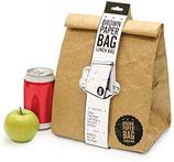 Luckies Brown Paper Lunch Bag
