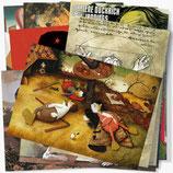 The brand new set of all 120 DUCKOMENTA postcards!