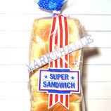 Toast Super Sandwich