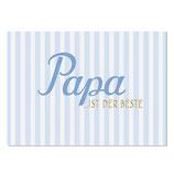 """Karte """"Papa ist der Beste"""""""