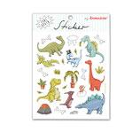 Sticker Dino