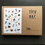 TIER ABC Karten