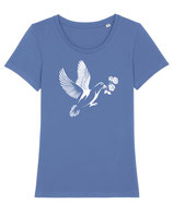 Friedenstaube - Damenshirt