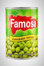 Gandules Verdes Lata LA FAMOSA 425 gr