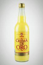 Licor Ponche CREAMA DE ORO