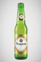 Cerveza Presidente Flasche 355ml