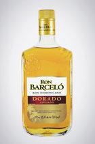 Ron Dorado 3 Anos BARCELO 70 cl