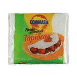 Fécula de Mandioca para Tapioca Combrasil 500 gr
