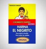 Harina de Trigo EL NEGRITO 453 gr