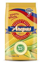 Harina amarilla America 1kg