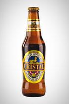Cerveza Cristal Botella UCP BACKUS & JOHNSTON 33cl