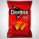 Doritos Nacho Cheese FRITO LAY 66gr