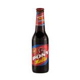 Cerveza Malta en Botella PONY MALTA 330 ml
