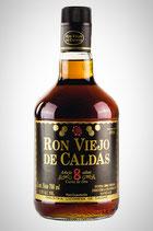 Ron Anejo 8 Anos VIEJO DE CALDAS 70cl