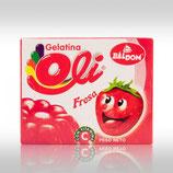 Gelatina Oli Fresa BALDOM 84 gr