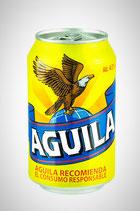 Cerveza Aguila en Lata CERVECERIA BAVARIA 35cl