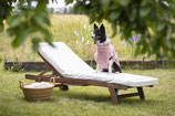 Hundebademantel von Lill's PINK BERRY