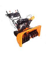 自走式除雪機(389cc、キャタピラー)