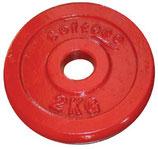Discos de hierro 30 mm