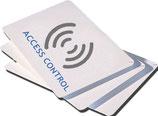 Tarjetas Blanca con CHIP RFID PROXIMIDAD