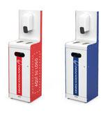 Armario Dispensador Automático de Gel DANIELA90015