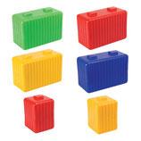 Bloques de construccion- ladrillos-