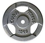 Discos de hierro con agarre 30mm