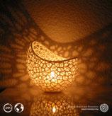 Teelichthalter 3 D Druck filigran doppelwandig