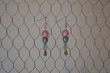 Boucles d'oreilles pendantes Guéthary