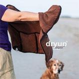Dryup Handtuch braun