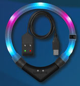 Premium Easy Charge - eisblau/hotpink