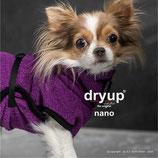 Dryup Cape - Nano - Farbe: bilberry