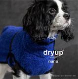 Dryup Cape - Nano - Farbe: blueberry