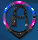 Premium Easy Charge - hotpink/blau