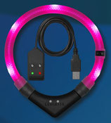 Premium Easy Charge - hotpink