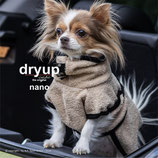 Dryup Cape - Nano - Farbe: sand