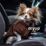 Dryup Cape - Nano - Farbe: braun