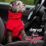Dryup Cape - Mini - Farbe: red pepper