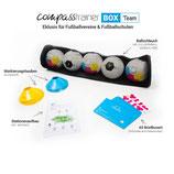 Derbystar Compasstrainer Box Team (für Fußballvereine) 8602