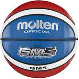 Molten Top-Basketball BGMX_-C (Gr.5-7)