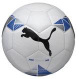 Puma Trainingsfußball Pro Training MS Ball Gr.5 weiß/schwarz/blau/silber - 082432-02