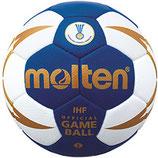 Molten Top-IHF-Wettspiel-Handball H_X5001-BW-HBF (Gr.2+3) 10er Set