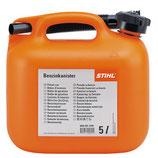 Benzinkanister 5l, Orange