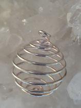 Spirale zum einfügen von Trommelsteinen