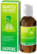 Mato Hevert ® Erkältungstropfen