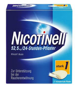 Nicotinell ® 24-Stunden-Pflaster 52,5 mg