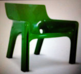 CHAIR   Vicario,1975 (artemide)  designer: Vico Magistretti
